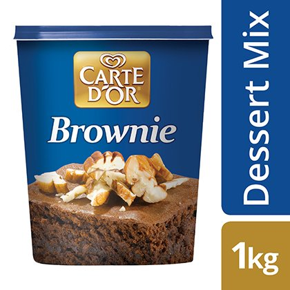 CARTE D'OR Brownie Mix