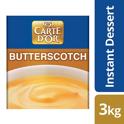 CARTE D'OR Butterscotch Instant Dessert