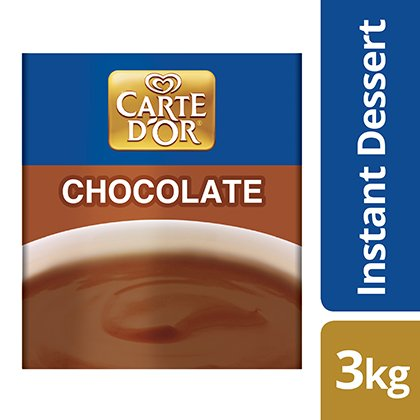 CARTE D'OR Chocolate Instant Dessert