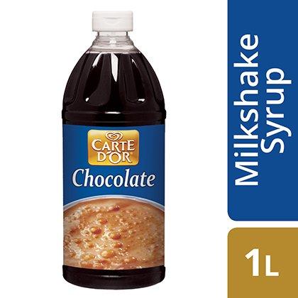 CARTE D'OR Chocolate Milkshake Syrup -