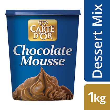 CARTE D'OR Chocolate Mousse -