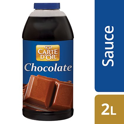 CARTE D'OR Chocolate Sauce -