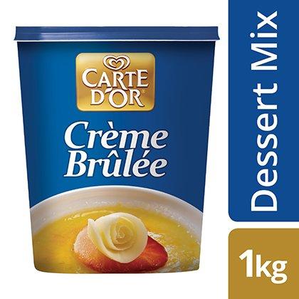 CARTE D'OR Crème Brûlée -