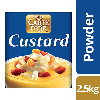 CARTE D'OR Custard Powder -