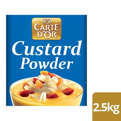 CARTE D'OR Custard Powder