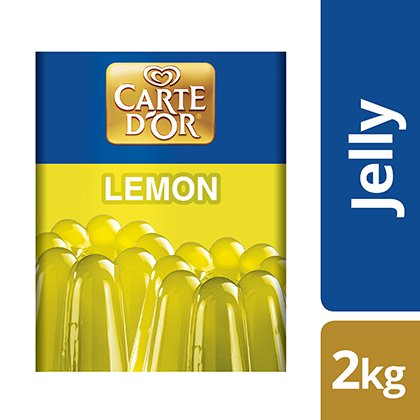 CARTE D'OR Lemon Jelly -