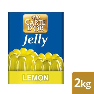 CARTE D'OR Lemon Jelly -