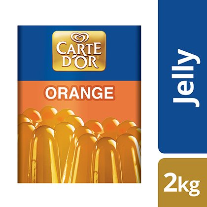 CARTE D'OR Orange Jelly -