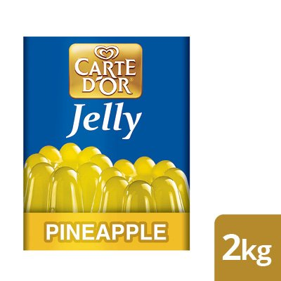 CARTE D'OR Pineapple Jelly -