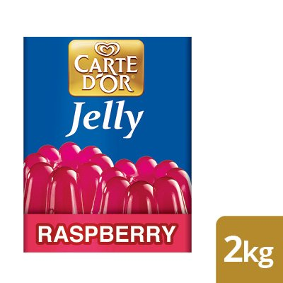 CARTE D'OR Raspberry Jelly -