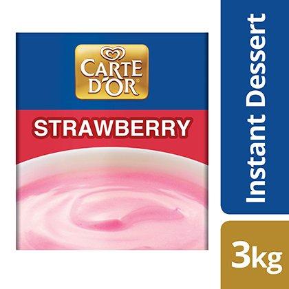 CARTE D'OR Strawberry Instant Dessert