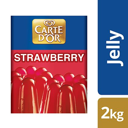 CARTE D'OR Strawberry Jelly -