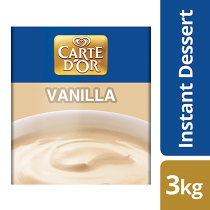 CARTE D'OR Vanilla Instant Dessert