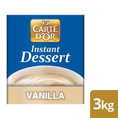 CARTE D'OR Vanilla Instant Dessert -