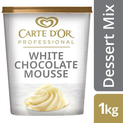 CARTE D'OR White Chocolate Mousse
