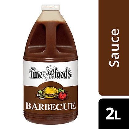 Fine Foods Barbeque Sauce