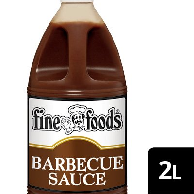 Fine Foods Barbeque Sauce -