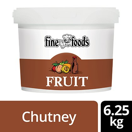 Fine Foods Fruit Chutney  -