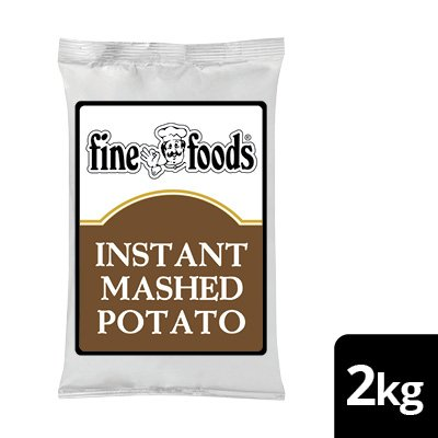 Fine Foods Instant Mashed Potato -