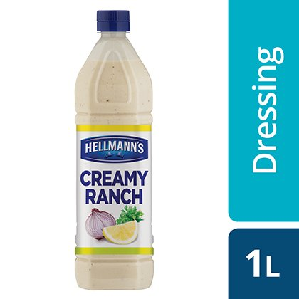 Hellmann's Creamy Ranch Salad Dressing