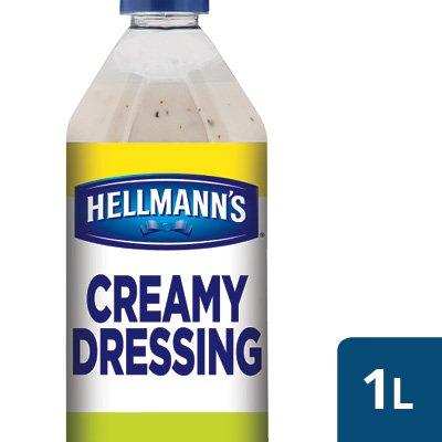 Hellmann's Creamy Salad Dressing -