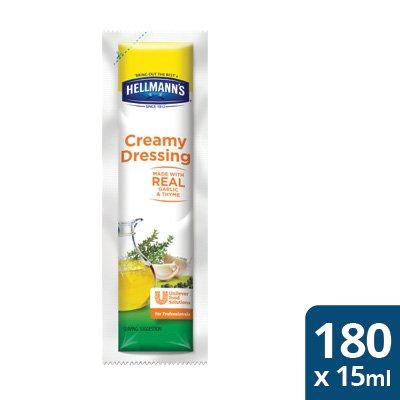 Hellmann's Creamy Salad Dressing Sachets  -