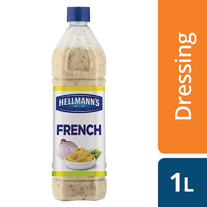 Hellmann's French Salad Dressing