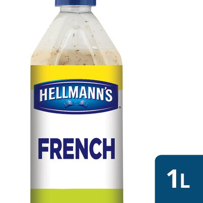 Hellmann's French Salad Dressing -