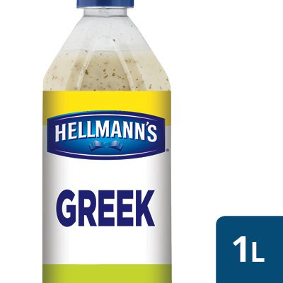Hellmann's Greek Salad Dressing -