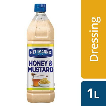 Hellmann's Honey & Mustard Salad Dressing -