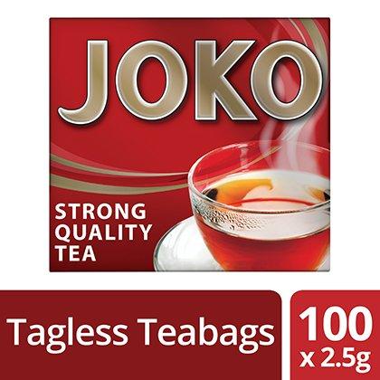 JOKO Tagless Teabags