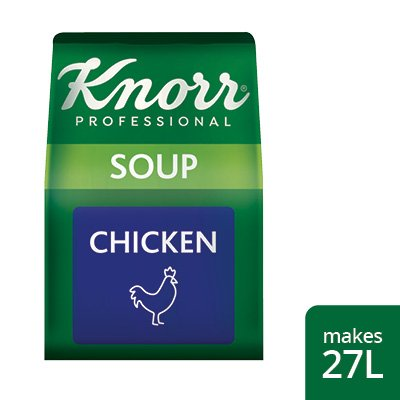 Knorr Chicken Soup  -