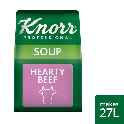 Knorr Hearty Beef Soup -
