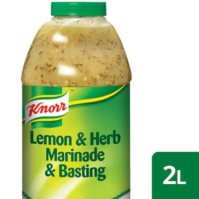 KNORR Lemon and Herb Marinade -