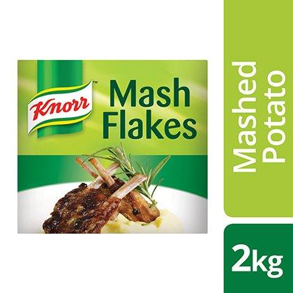 KNORR Mash Flakes 2kg