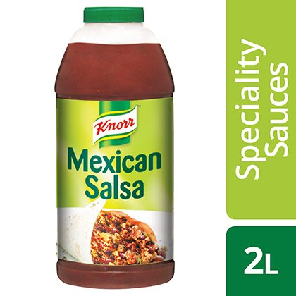 KNORR Mexican Salsa Sauce