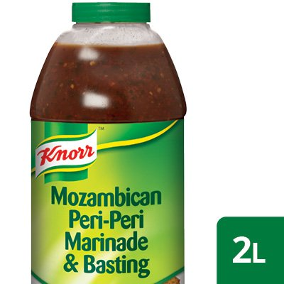 Knorr Mozambican Peri-Peri Marinade & Basting -