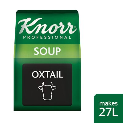 KNORR Oxtail Soup -
