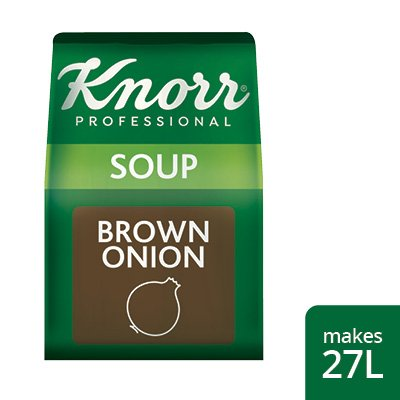 Knorr Professional Brown Onion Soup  -