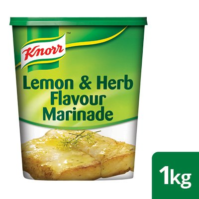 Knorr Professional Lemon and Herb Marinade