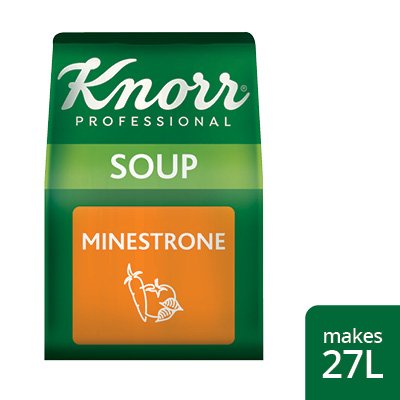 Knorr Professional Minestrone Soup  -