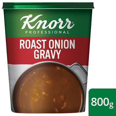 Knorr Professional Roast Onion Gravy Powder, 800 g