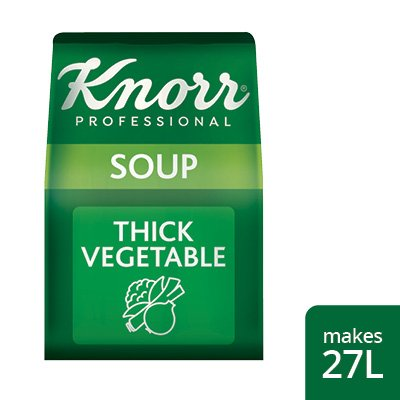 Knorr Professional Thick Vegetable Soup -