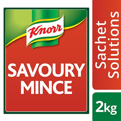 Knorr Savoury Mince 2kg -