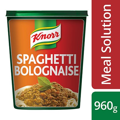 KNORR Spaghetti Bolognaise  -