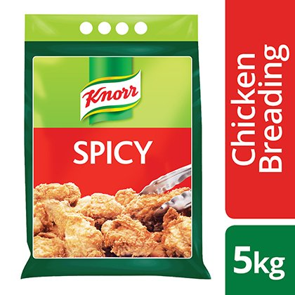 Knorr Spicy Chicken Breading -
