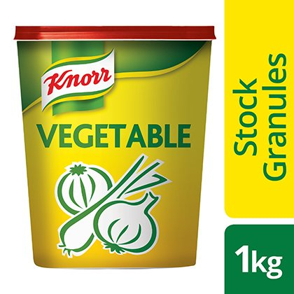 Knorr Vegetable Stock Granules -