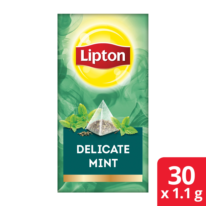Lipton Delicate Mint  -