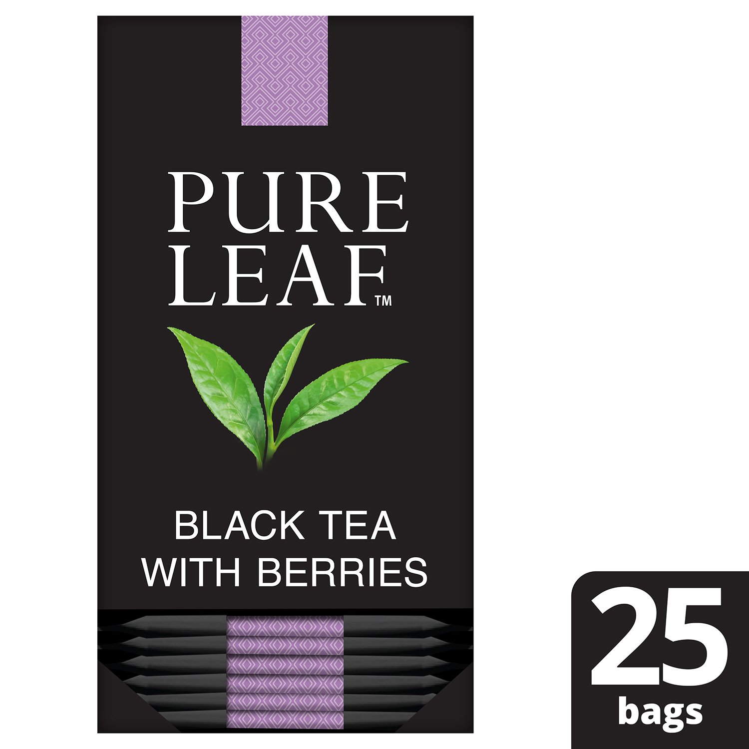 Pure Leaf Black Tea with Berries  -