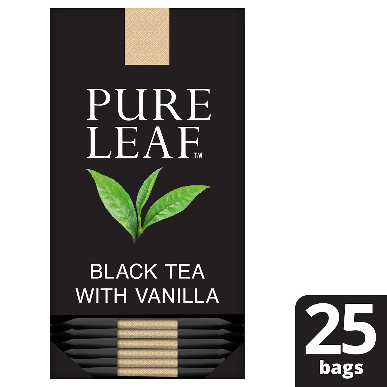 Pure Leaf Black Tea with Vanilla  -